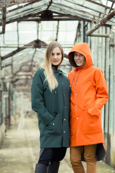 """Ducktail Raincoats"" nuotr./Virginija Gildutė ir Vigita Garbuzaitė"