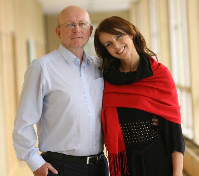 Arūnas ir Inga Valinskai
