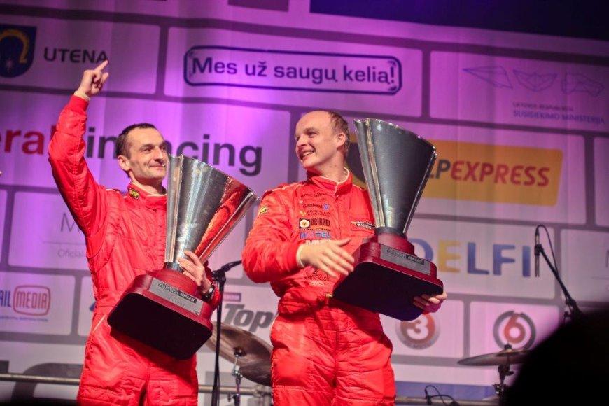 """Halls Winter Rally 2013"" apdovanojimai"