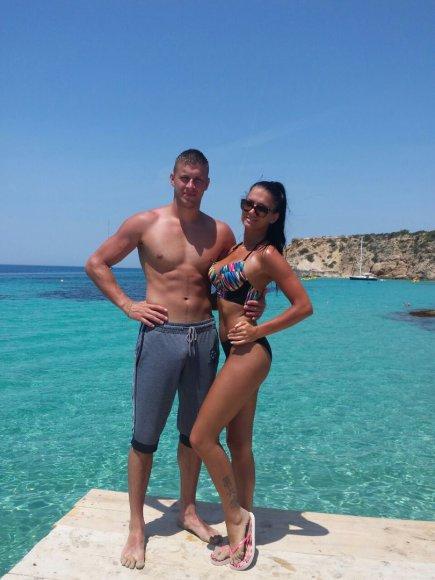 Greta ir Vytautas karščiu alsuojančioje Ispanijoje