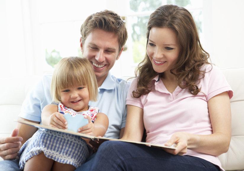 Laisvalaikis su šeima