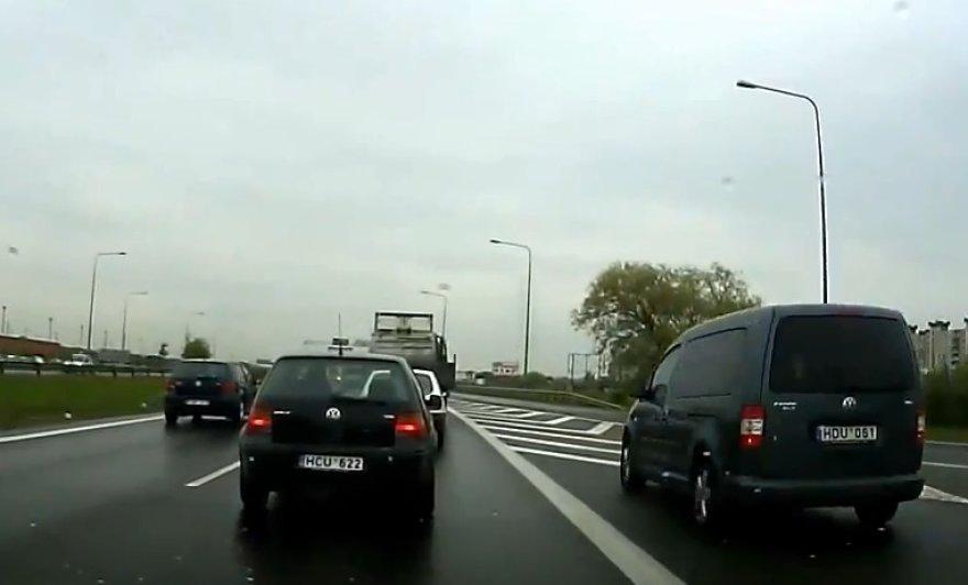 Fotopolicija: pažeidėjai Kaune