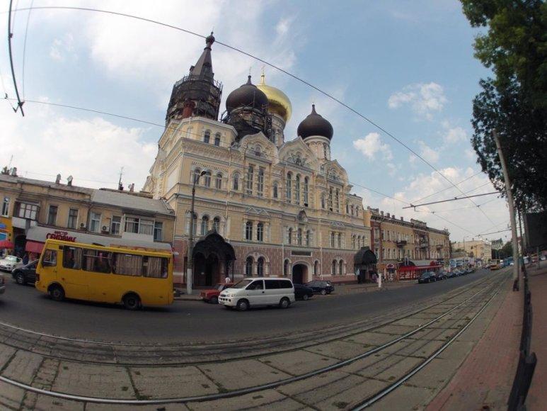 Viena Odesos cerkvių.