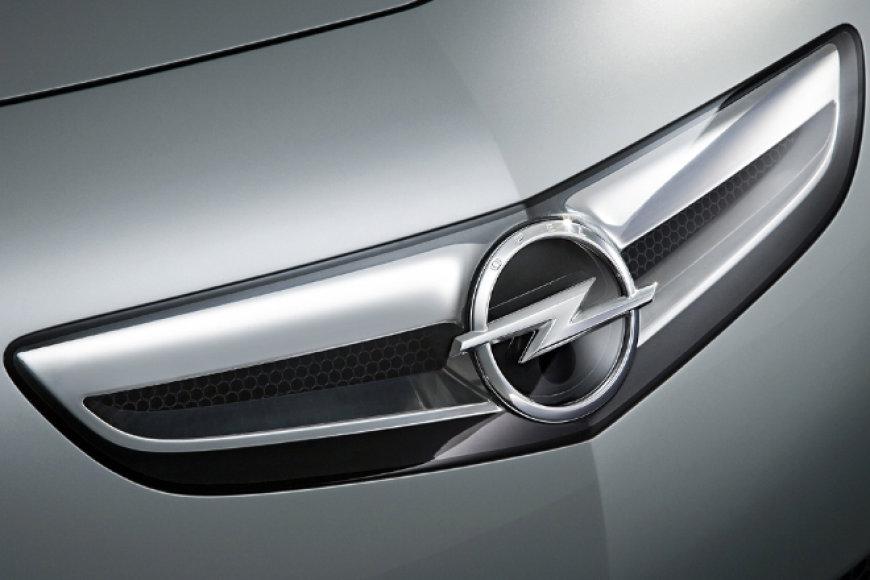 """Opel"" logotipas"