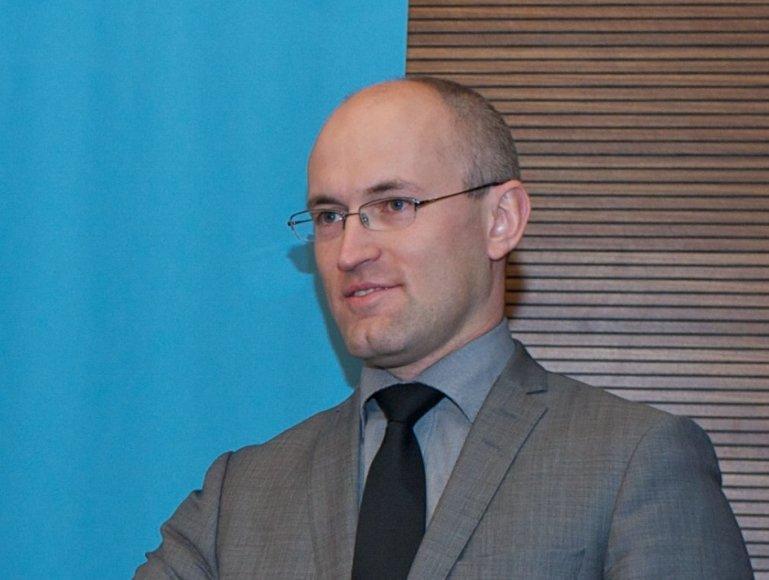Latvijos ekonomikos ministras Danielas Pavlutas