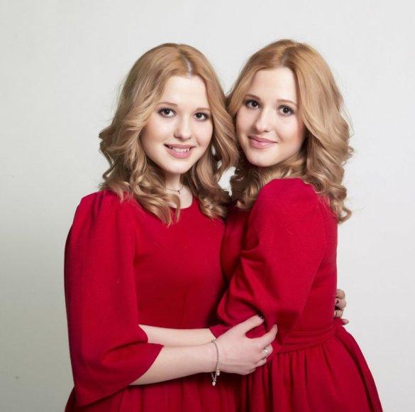 Anastasija ir Marija Tolmačiovos
