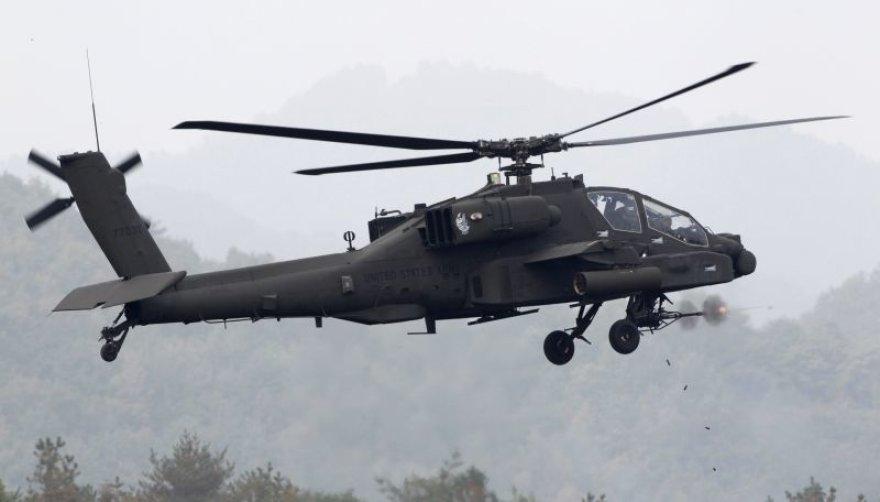 Apache sraigtasparniai