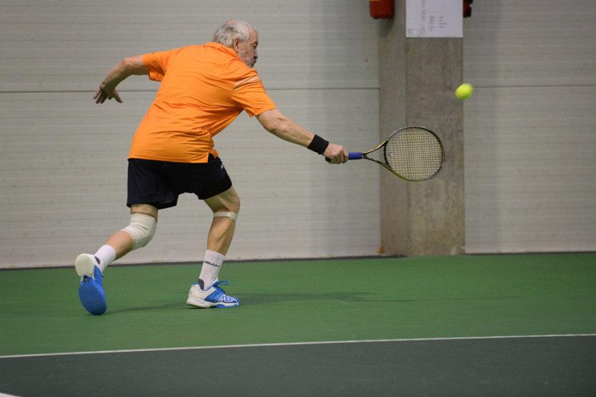 Teniso turnyras Vilniuje Lauryno Mindaugo Stankevičiaus taurei laimėti