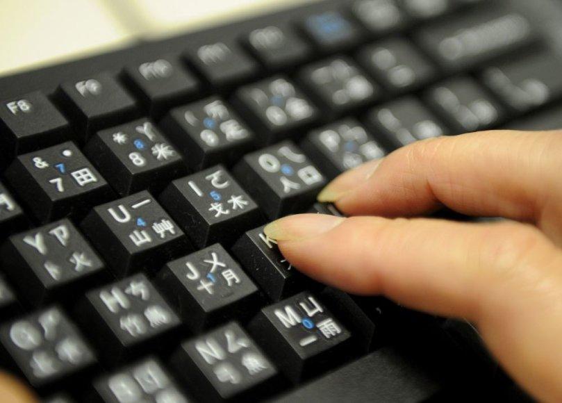 Kiniška klaviatūra