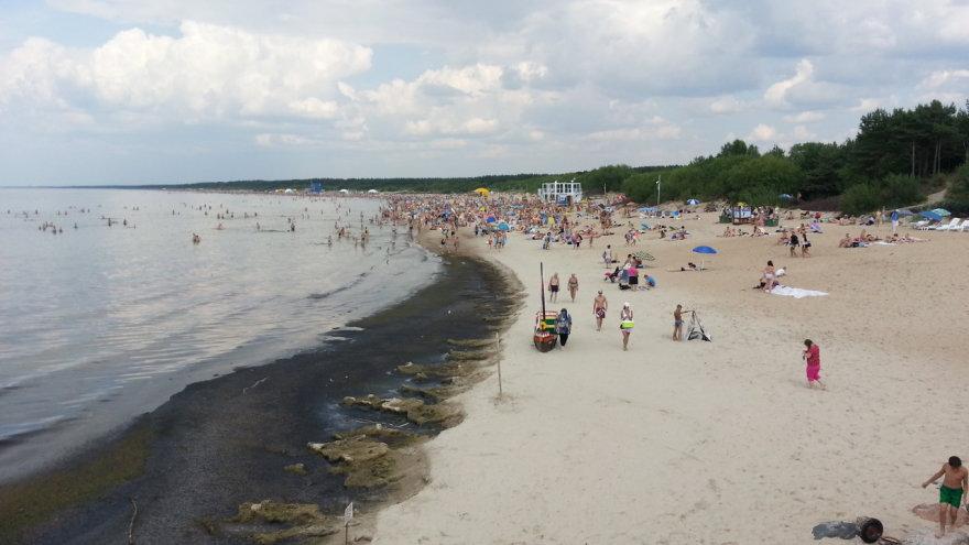 Palangos centrinis paplūdimys