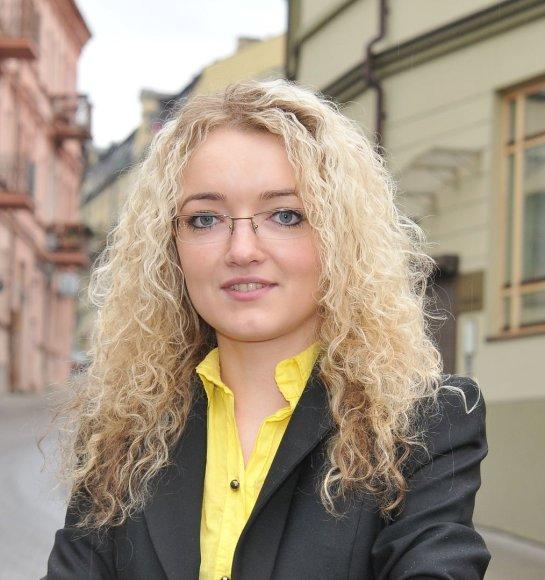Marija Tamkevičiūtė yra Lietuvos žaliųjų partijos kandidatė, Jaunimo komiteto koordinatorė