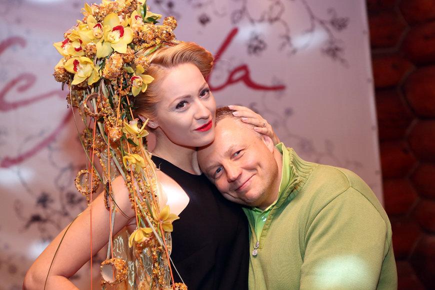 Rūta Elžbieta Mazurevičiūtė ir Gediminas Juodeika