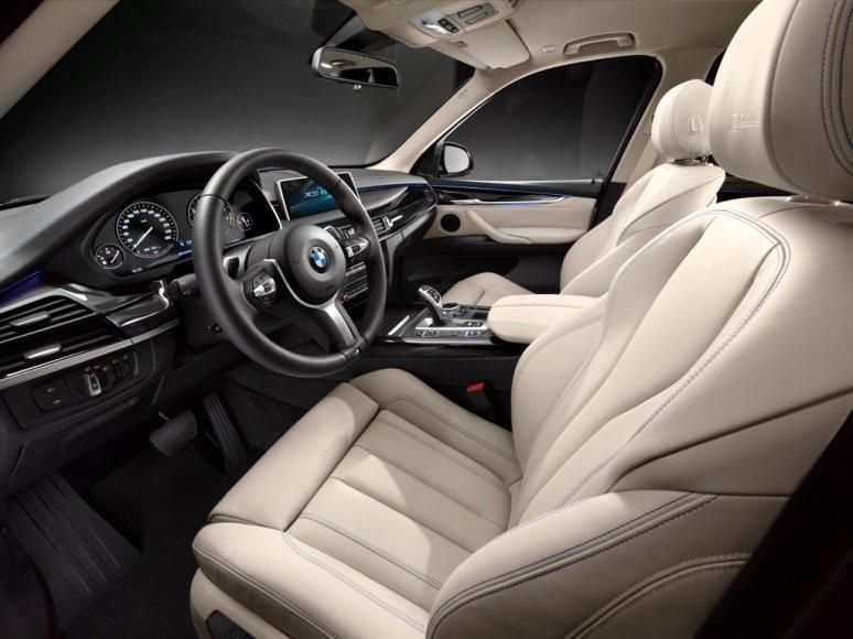 """BMW Concept X5 eDrive"""