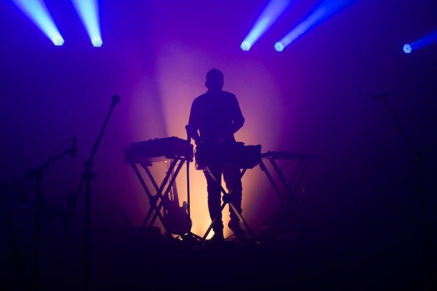 Bonobo koncertas Vilniuje
