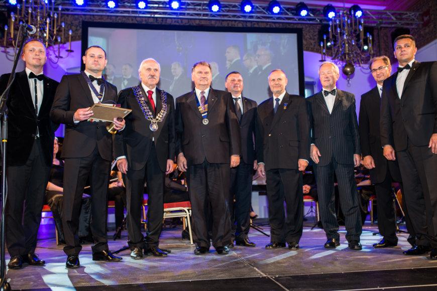 Rotary renginys Valdovų rūmuose