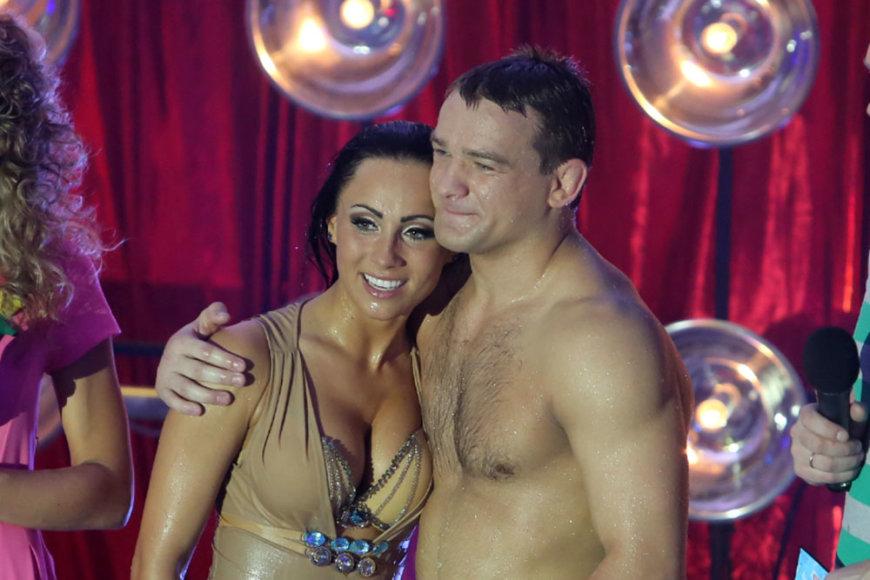 Aleksandras Kazakevičius ir Greta Lebedeva