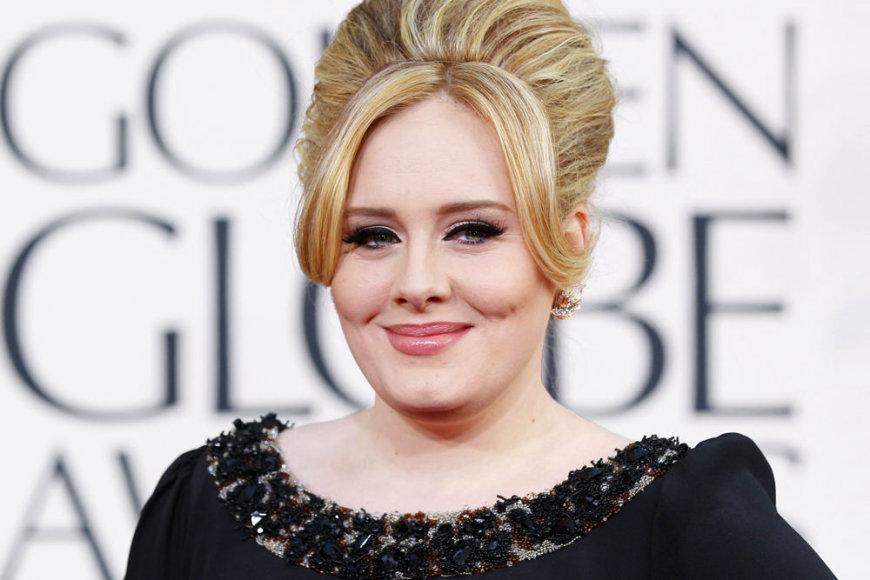 Atlikėja Adele