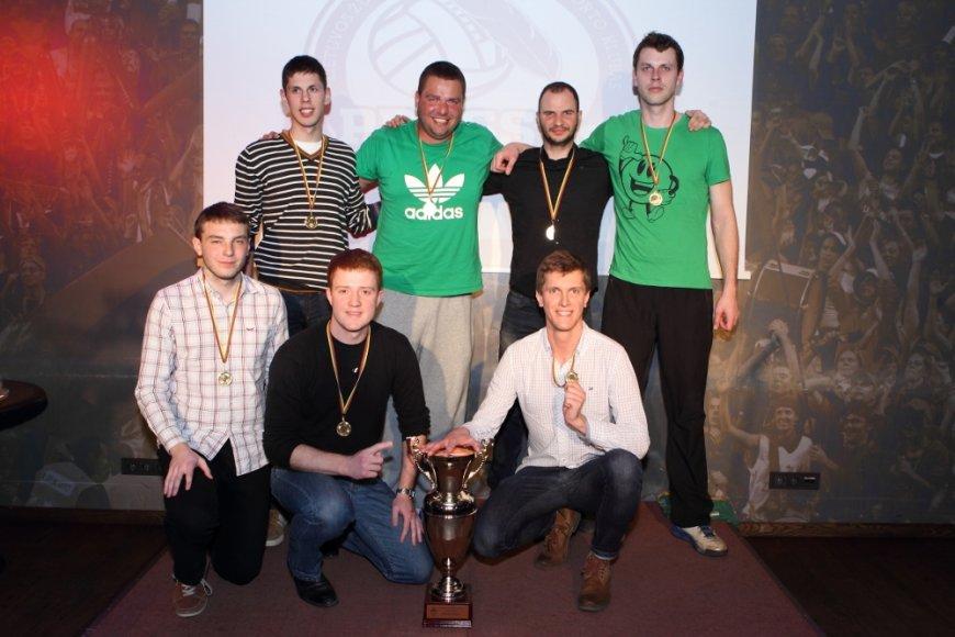 Lietuvos žurnalistų krepšinio čempionatas