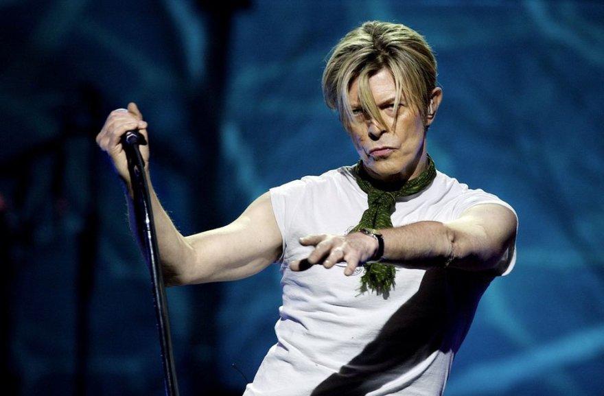 Davidas Bowie