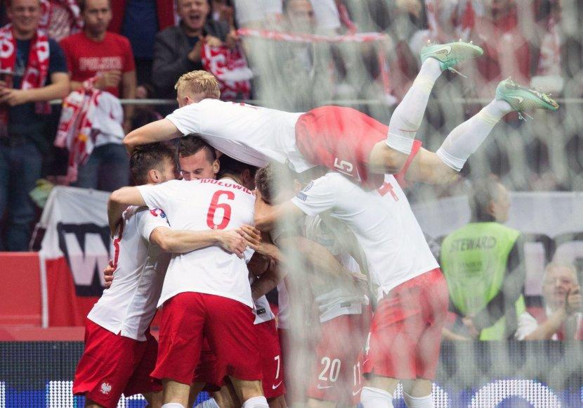 Lenkijos futbolininkai