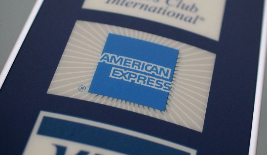 """American Express"" logotipas"