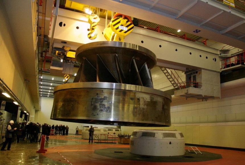 Pliavinių hidroelektrinė