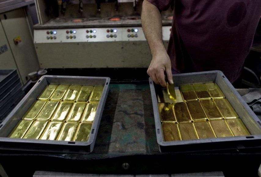Aukso luitai