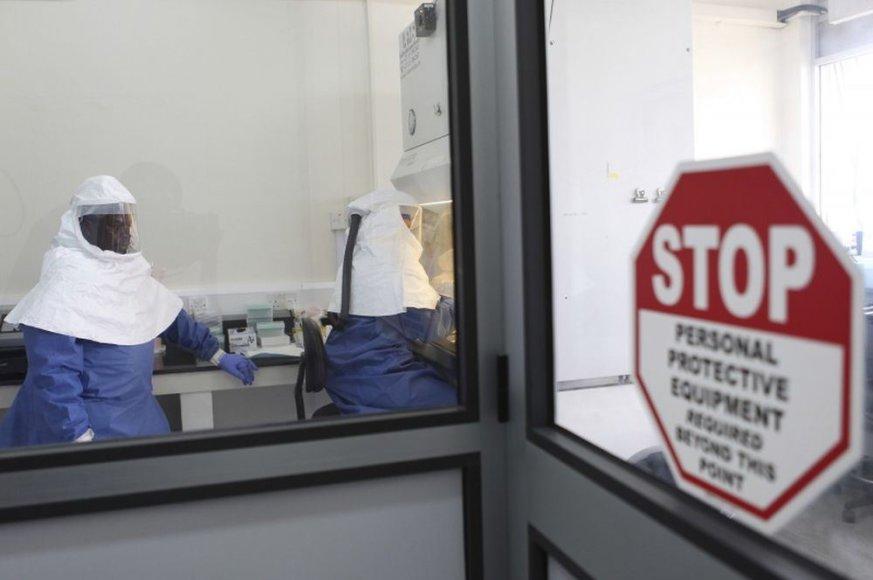 Ebolos virusas Kongo Demokratinėje Respublikoje