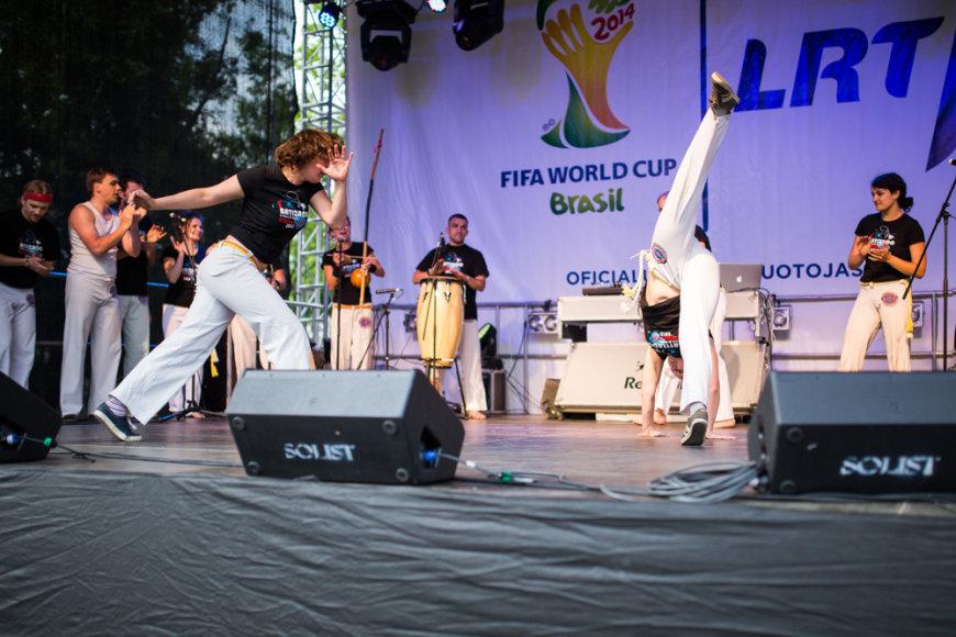 """""""Mažosios Brazilijos"""" renginys"""
