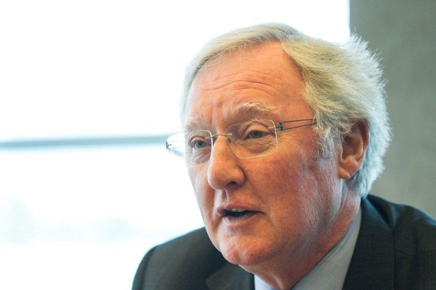 Neilas Cooperis sutiko duoti išskirtinį interviu 15min.lt žurnalistams