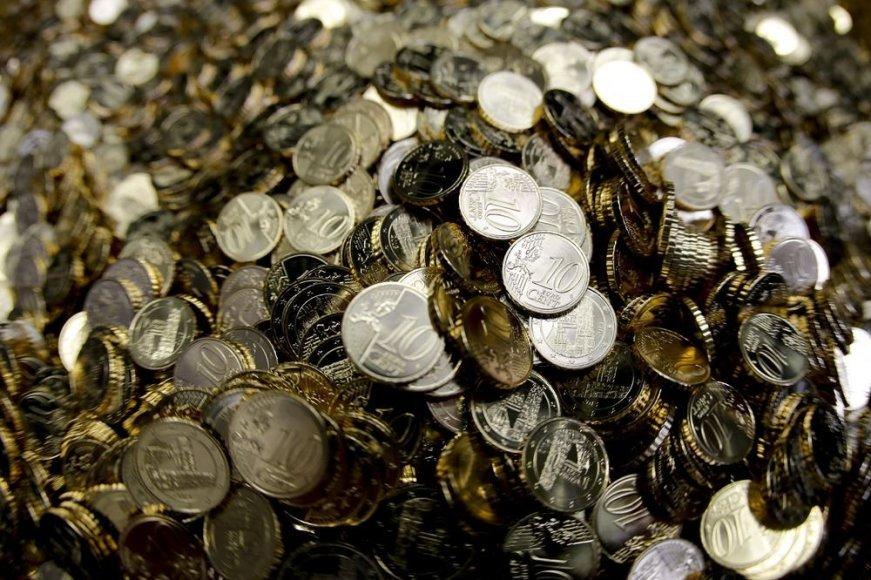 Euro centai