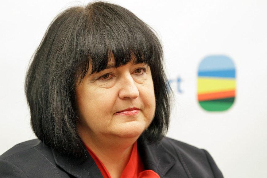 Valstybinio turizmo departamento direktore Raimonda Balnienė