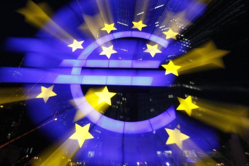 Eurozona prarado savo buvusį blizgesį.