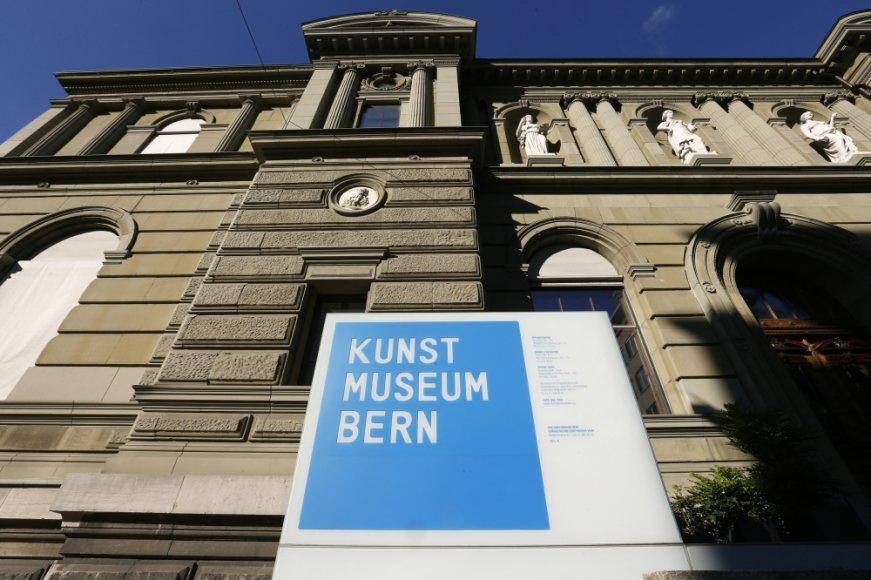 Berno meno muziejus, kuriam miręs Cornelius Gurlittas paliko visą savo meno kolekciją