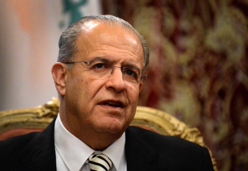 Kipro užsienio reikalų ministras Joanis Kasulidas