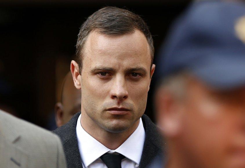 Oscaras Pistoriusas teisme
