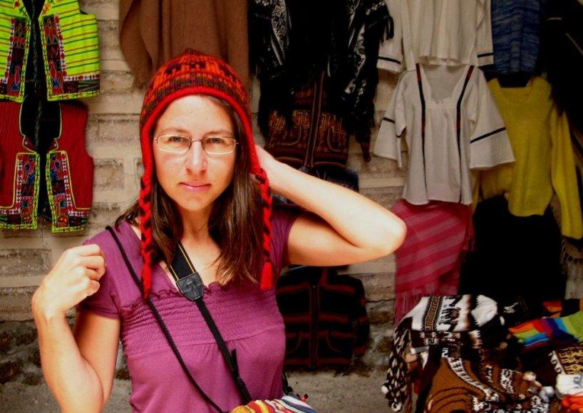Bolivija. Suvenyrai - sunku nepasimatuoti