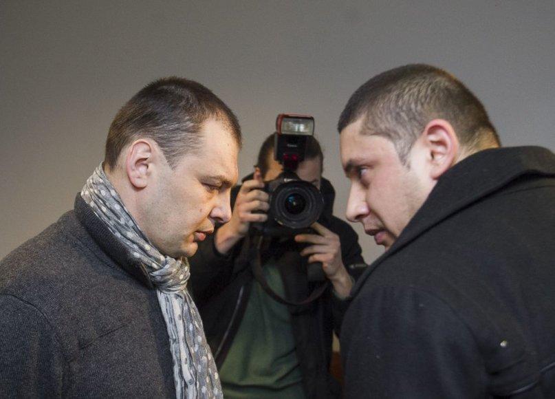 Rumunijos piliečiai išgirdo nuosprendį bankomato duomenų vagystės byloje.