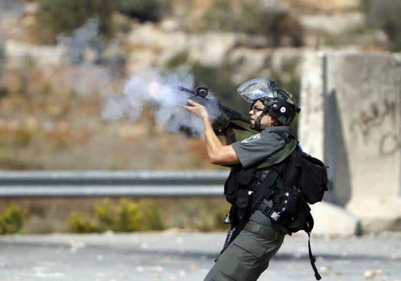 Izraelio policija