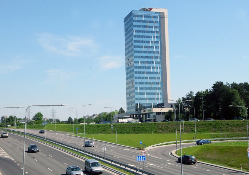 Biurų pastatas Grand Office