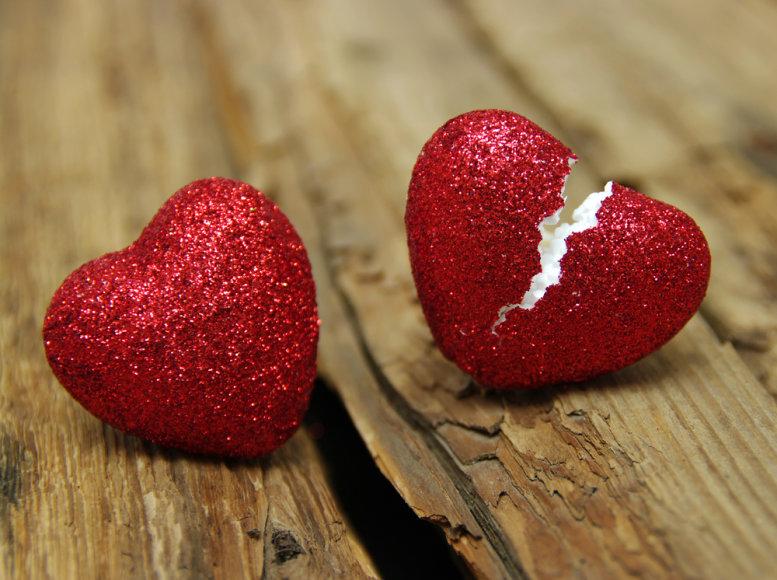 Sudaužyta širdis