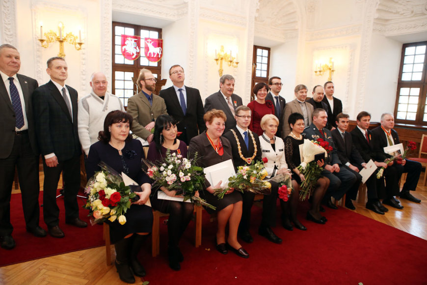 Apdovanojimų ceremonija