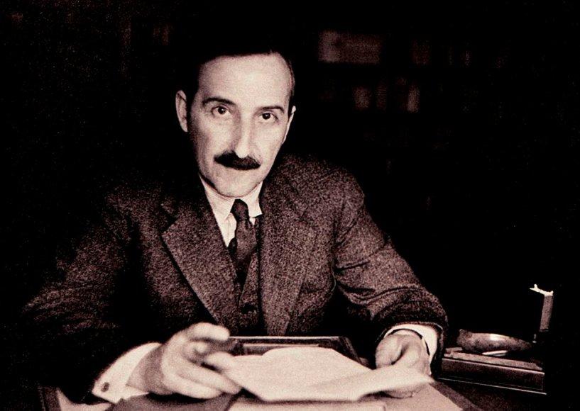 Stefanas Zweigas