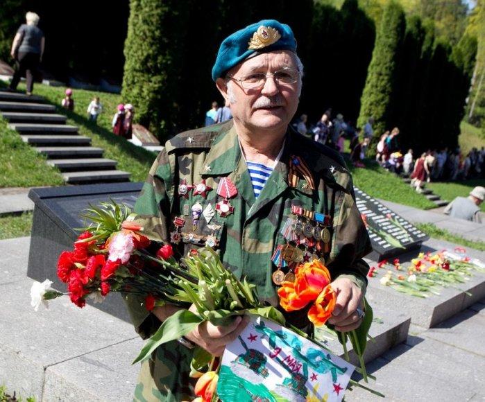 Pergalės dienos minėjimas Antakalnio kapinėse