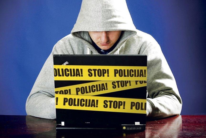 """Nors filmą """"Tadas Blinda. Pradžia"""" nelegaliai atsisiuntė tūkstančiai žmonių, užfiksuota tik kelios dešimtys įtariamųjų IP adresų."""