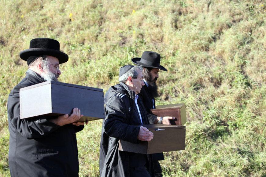 Palaikų laidojimo ceremonija