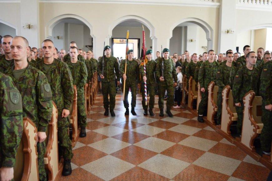 Lietuvos karių priesaika