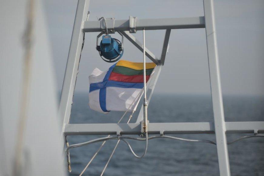 """Gelbėjimo pratybos """"Baltic sarex 14"""""""