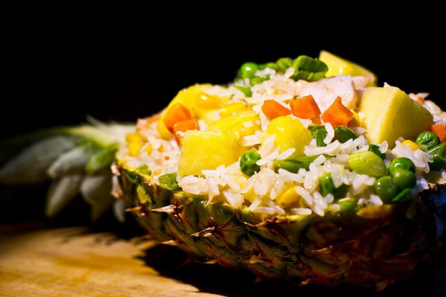 Ananasas salotoms