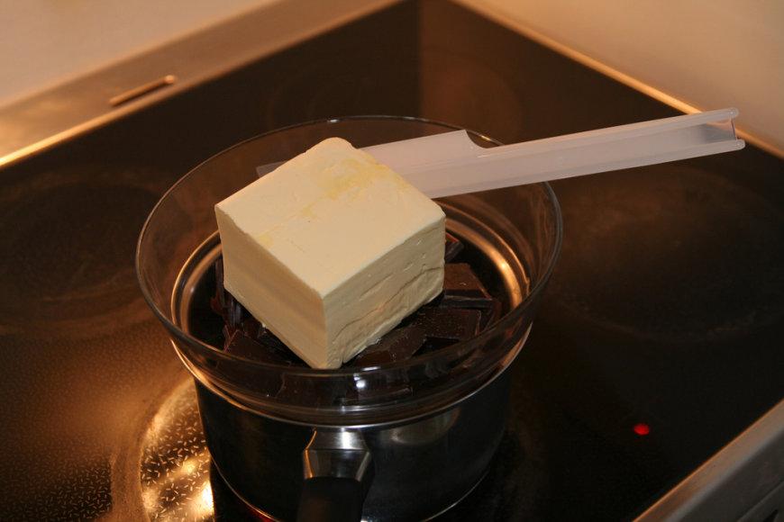 Šokoladinis sviestas